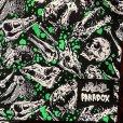 """画像3: {NO MAD NUMSKULL×PARADOX} ORIGINAL PATTERN SHORT PANTS / """"SKULL""""  (3)"""