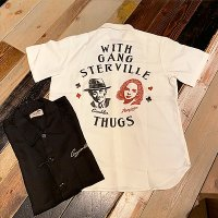 """{GANGSTERVILLE} """"MOVSTER"""" - S/S SHIRTS"""