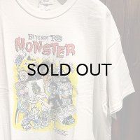 """{SNOID} """"NEPTUNE MONSTER"""" T-shirts / Full Color"""