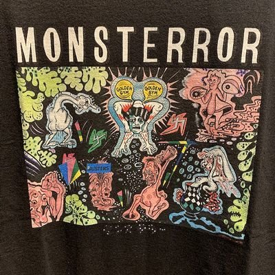 """画像2: {SNOID} """"MOSTERROR"""" T-shirts"""