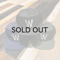 """{SNOID} """"W"""" 5 Panel Nylon CAP"""
