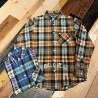 {ROLLING CRADLE} CHECK SHIRT