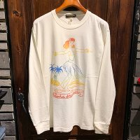 "{NORTH NO NAME} ""HULA DANCER"" L/S Tee"