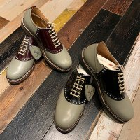 "{GLADHAND×REGAL} SADDLE SHOES""10th ANNIVERSARY """