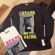 "画像1: {ANARC of hex} ""INSANE"" L/S T-SHIRTS (1)"