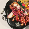 "画像2: {EROSTIKA} ""ROLLER BOOGIE NIGHT"" LEATHER POUCH (2)"