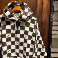 "{WEIRDO} ""79CHECKER"" - SWEAT HOODIE"