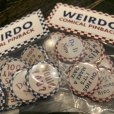 "画像2: {WEIRDO} ""COMICAL PINBACK"" - PIN BACK (2)"