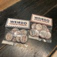 "画像1: {WEIRDO} ""COMICAL PINBACK"" - PIN BACK (1)"