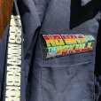 画像4: {NO MAD NUMSKULL} PATCH L/S WORK SHIRTS / NAVY / S (4)