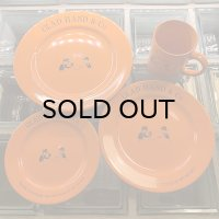 """{GLAD HAND} TABLE WARE COMPLETE SET """"10th ANNIVERSARY"""""""