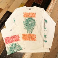 "{MOMENTARY PSYCHO ART} ""Eternal Forest"" L/S T-SHIRTS"