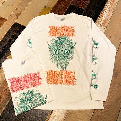 """画像1: {MOMENTARY PSYCHO ART} """"Eternal Forest"""" L/S T-SHIRTS"""