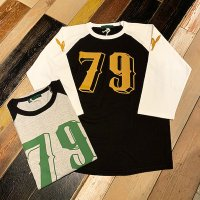 "{NORTH NO NAME} ""NUMBERING"" BASEBALL Tee"