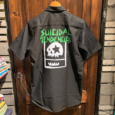 "画像2: {MAGICAL MOSH MISFITS × SUICIDAL TENDENCIES} ""MAGICAL TENDENCIES"" WORK SHIRT"
