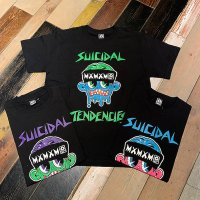 "{MAGICAL MOSH MISFITS × SUICIDAL TENDENCIES} ""MAGICAL MOSH SKUM-kun"" TEE"