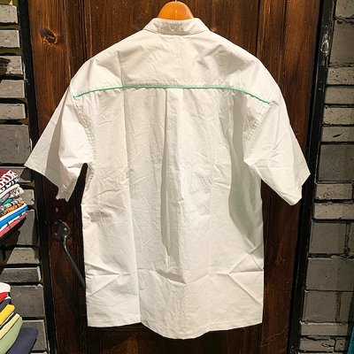 画像2: {ROLLING CRADLE} STAND-UP COLLAR SHIRT