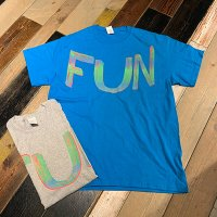 "{NO MAD NUMSKULL} ""FUN"" S/S-Tee"