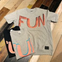 "{NO MAD NUMSKULL} ""FUN"" S/S-SWEAT"