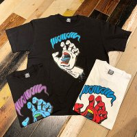 "{MAGICAL MOSH MISFITS × SANTA CRUZ} ""MAGICAL SCREAMING HAND"" TEE"