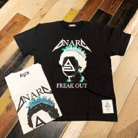 "{ANARC of hex} ""FREAK OUT"" T-SHIRTS"