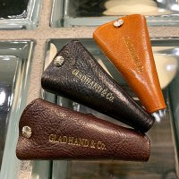 {GLAD HAND} GH LETHER KEY CASE(DOUBLE)