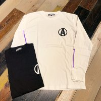 "{ANARC of hex} ""GRIM REAPER"" L/S T-SHIRTS"
