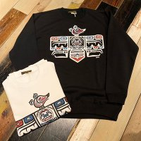 "{NORTH NO NAME} ""FLYING BAT"" SWEAT"