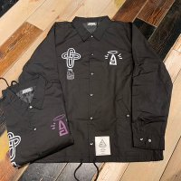 "{ANARC of hex} ""TC"" COACH JACKET"