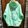 画像2: {NO MAD NUMSKULL × RAFFISH DOG} SWEAT PARKA (2)