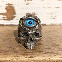 ※受注商品※ {GRYPHON} Glare Skull Ring