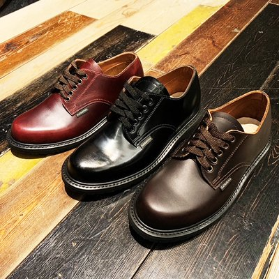 画像1: {GLADHAND×USA BOOTS} SERVICEMAN SHOES
