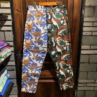 {ROLLING CRADLE} CAMO CAMO TAPERED PANTS