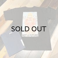 """{ANARC of hex × 古塔つみ} """"NOT A FUTURE"""" T-SHIRTS"""